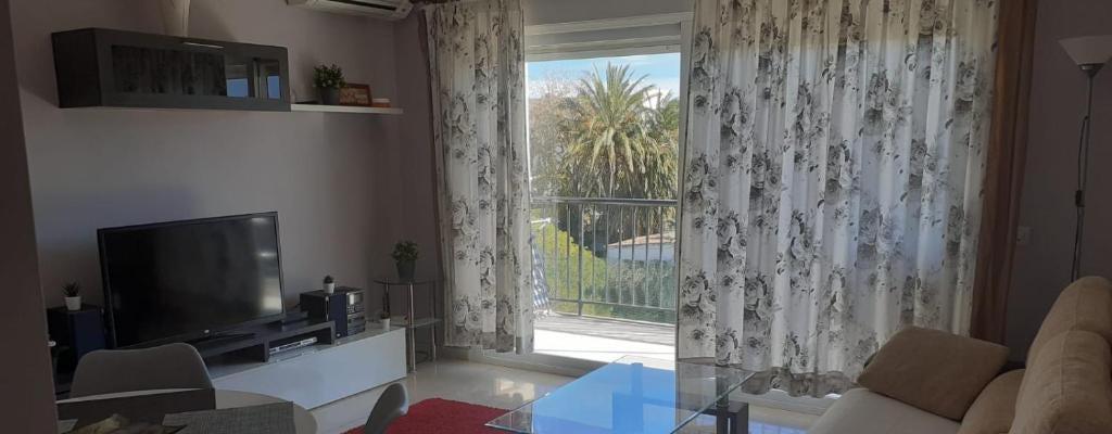 apartamento 2 dormitorios hostal oasis denia